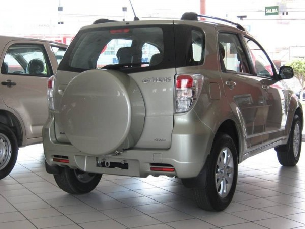 DAIHATSU SAFETY MT